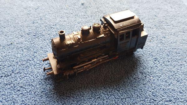 Märklin HO Dampf lokomotive BR