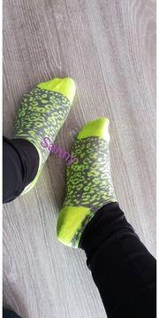 3 tages Socken getragene Socken