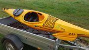 Kajak Prijon Viper Jugend- Damenpaddelboot - Weihnachtsgeschenk