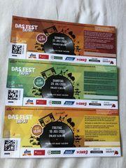 Karten für Das Fest in