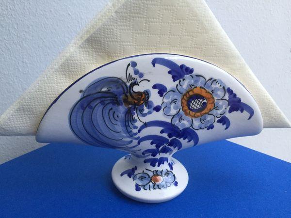 Keramik Serviettenhalter