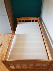 Kinderbett massiv Kiefer - 160x80 inkl