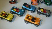 Verkaufe 11 Darda Autos die