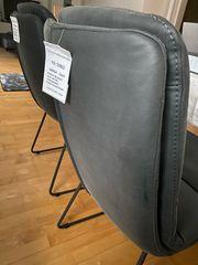 Hülsta 4 Stühle mit Armlehnen