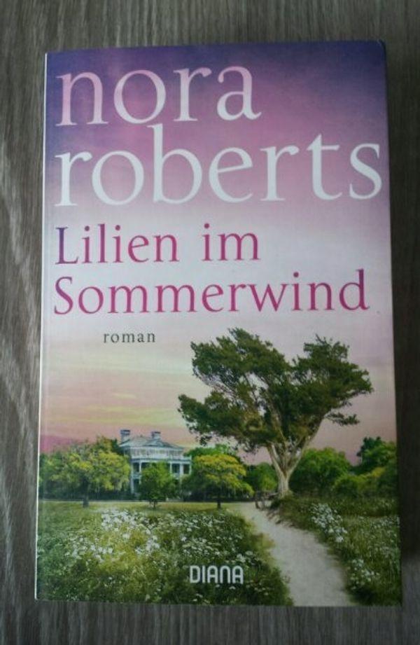 Buch Lilien im Sommerwind