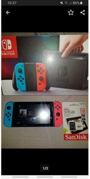 Nintendo Switch Neuste Generation