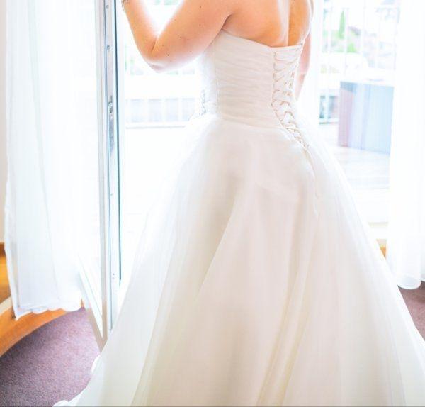Brautkleid von Diane Legrand