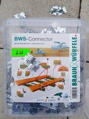 BWS Connector von Braun Würfele
