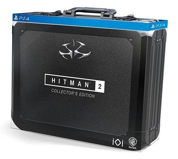 Hitman 2 - Playstation 4 Collectors