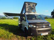 Volkswagen T5 2 TDI Camping-Transporter