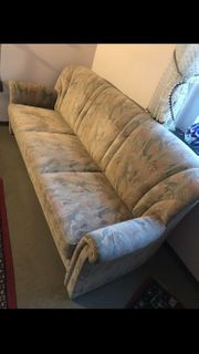 Sofa Couch mit Stauraum 2