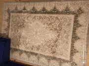 Brauner Teppich