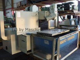 Produktionsmaschinen - CNC Fräsmaschine Maho 800 E