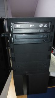 PC ohne Betriebssystem ASUS P5KC