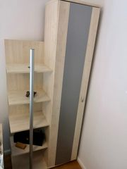 Board Schrank Wohnwand