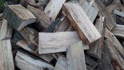 Ofenfertiges Buchen und Eschen Brennholz