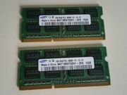 4GB Kit Samsung Notebook Speicher