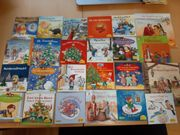 Pixi Bücher - 24 Stück - Weihnachtsthemen -