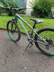 Cube 24 Zoll Fahrrad