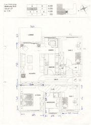 Helle 4-Zimmer-Wohnung KA-Weststadt