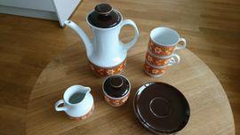 Bild 4 - Kaffeeservice Geschirrset Bareuther Waldsassen - Metzingen Glems