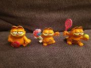 Garfield Schleichfiguren