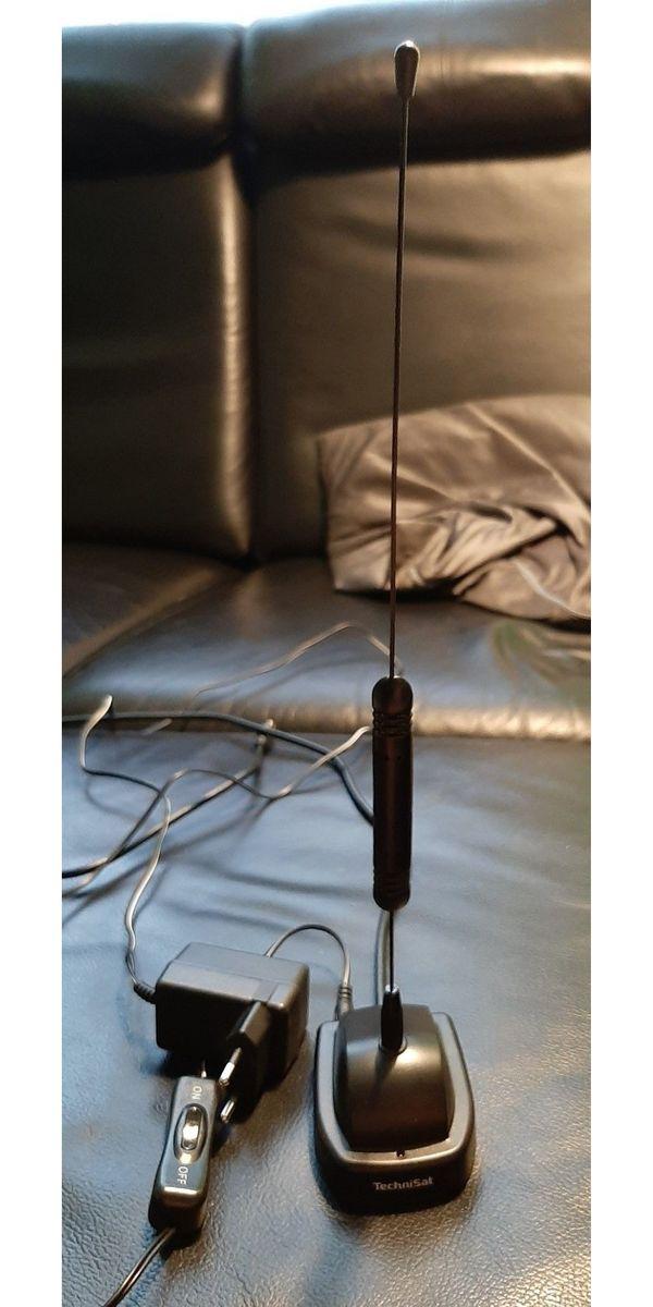 DAB Antenne mit Verstärker
