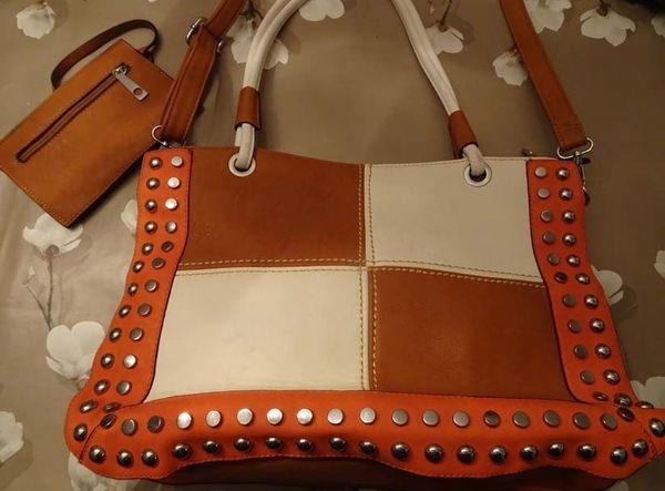 Sehr schicke Damentasche von G