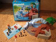 Playmobil Pinguinbecken