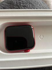 Apple Watch 6 Aluminium red