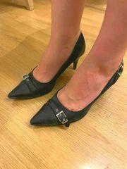 sexy High Heels gern getragen