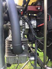 Biete Rarität Motor Gleitschirm Fresh