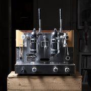 Gaggia Handhebel Espressomaschine 2 gruppig