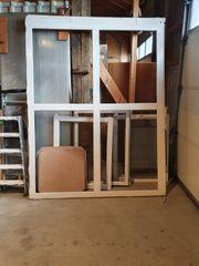 Fenster 3m hoch 2m breit