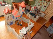 2 Ritterburgen 1 Drachenburg Playmobil