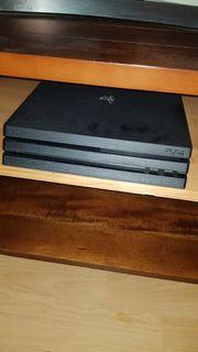 Playstation 4 Pro 4 Wochen