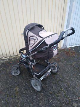 Kinderwagen - Kinderwagen Set Hartan Racer S