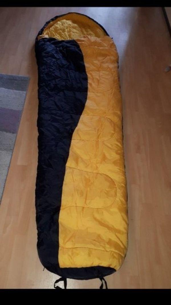 Mumienschlafsack