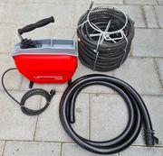 Rothenberger R600 Rohreinigungsmaschine Spiralen Werkzeug