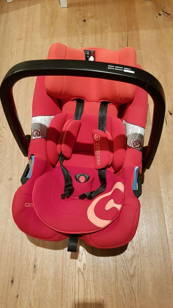 Babyschale - Maxi Cosi von Concord -