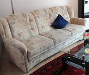 Bequeme 3-Sitzer Sofa Couch zu