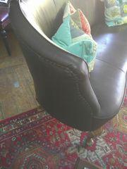 Rund - Sofa Frankreich 1890