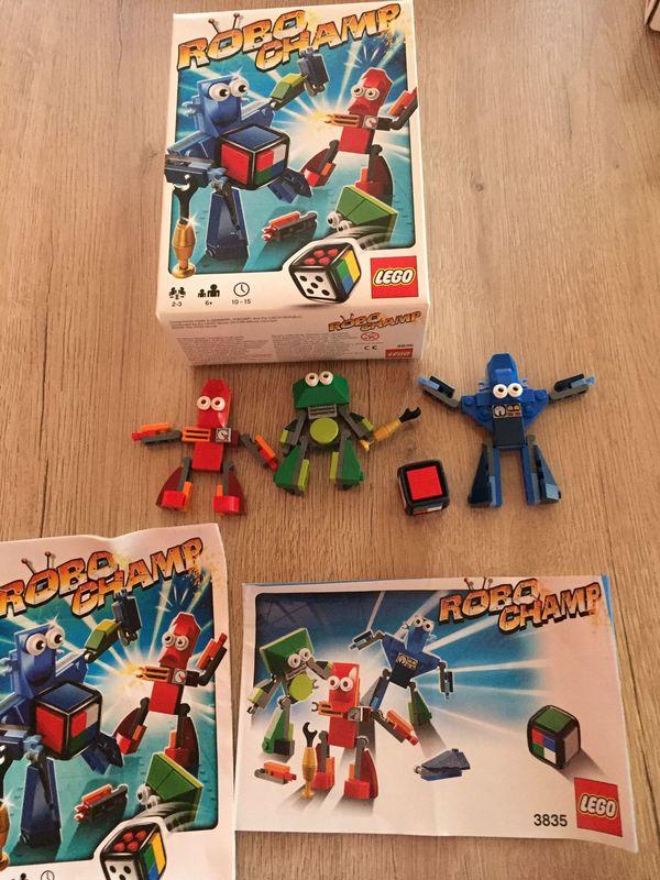 LEGO Spiel 3835 Robo Champ