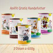 ANIfit GRATIS Hundefutter