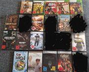 Diverse Spiele und DVD s