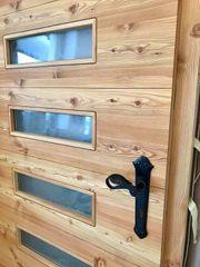 Haustüren Holzhaustüren Massivholztüren Lärche Eiche