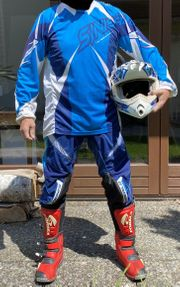 Downhill Moto-Cross Shirt und Hose