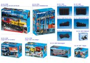 Playmobil RC-Güterzug mit viel Zubehör