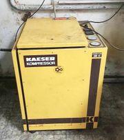 Kaeser SM11 Schraubenkompressor 1m³min Kaeser