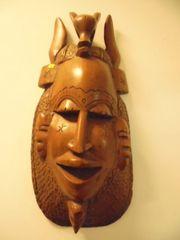 afrikanische Masken 35 cm groß
